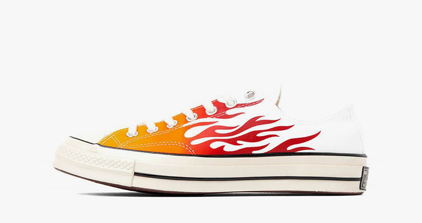 Converse Chuck 70s Fire Is Available In Converse For This Summer 04
