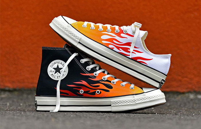 Converse Chuck 70s Fire Is Available In Converse For This Summer ft