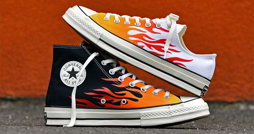 Converse Chuck 70s Fire Is Available In Converse For This Summer