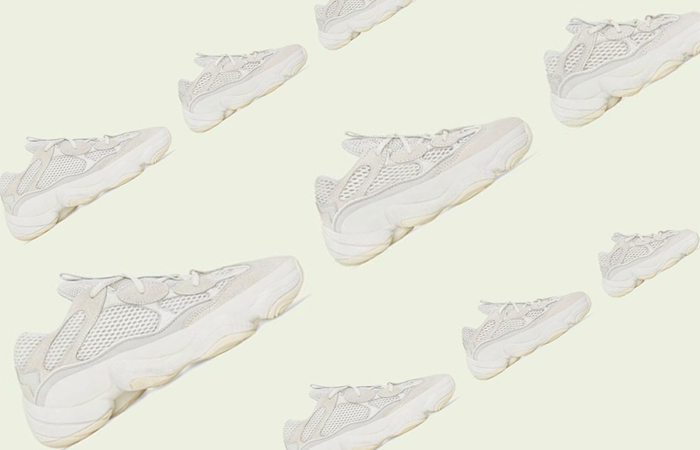Few More Look At The Yeezy 500 Bone White ft
