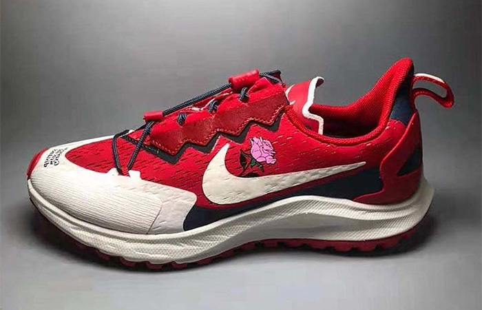 First Look At The Upcoming Gyakusou Nike Sneaker Collaboration ft