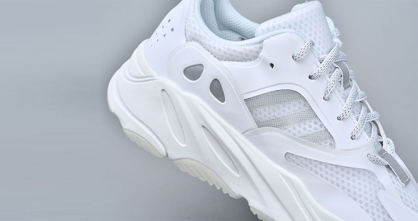 First Look At The Yeezy Boost 700 White Glow 01