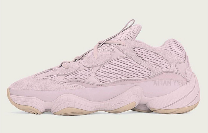 First Look At The adidas Yeezy 500 Soft Vision ft
