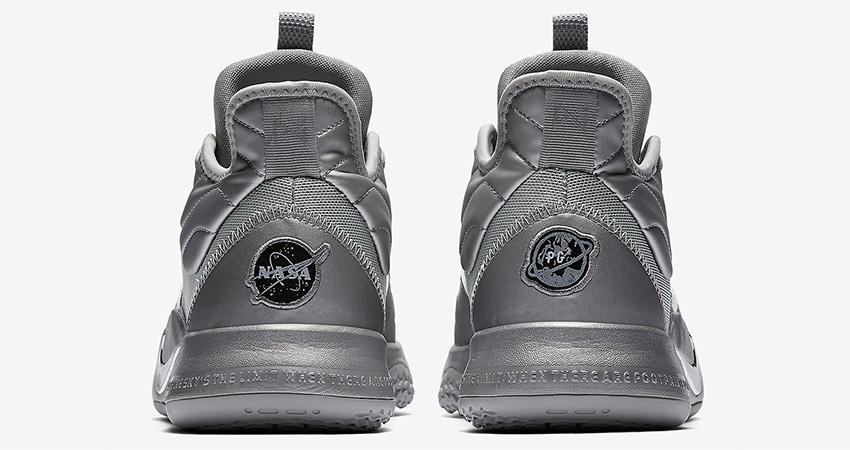 """Have A Look At The Upcoming Nike PG3 """"NASA"""" Reflective 04"""