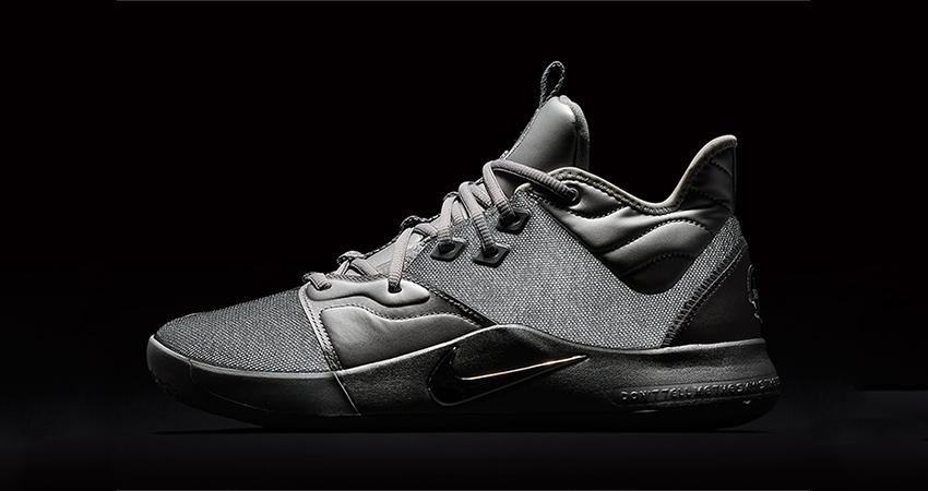 """Have A Look At The Upcoming Nike PG3 """"NASA"""" Reflective"""