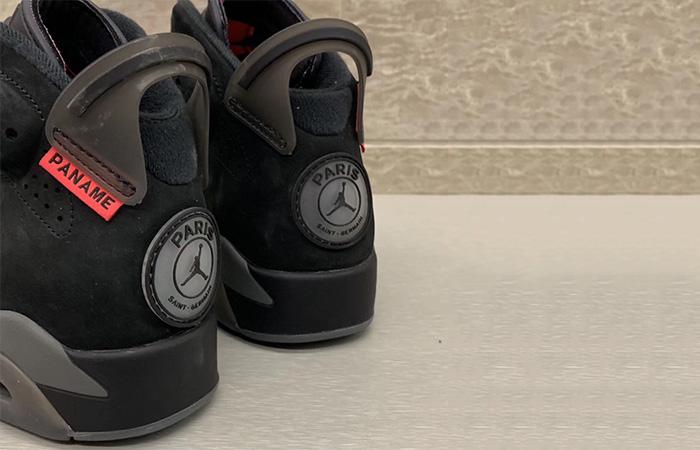 Jordan 6 PSG Black CK1229-001