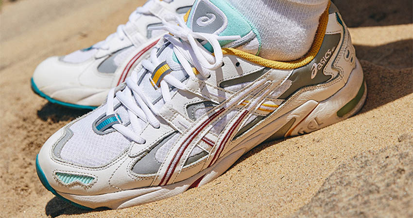 KITH Officially Reveals The ASICS GEL-Kayano 5 OG Oasis 01