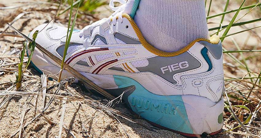 KITH Officially Reveals The ASICS GEL-Kayano 5 OG Oasis 02