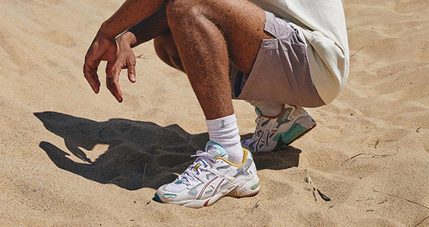 KITH Officially Reveals The ASICS GEL-Kayano 5 OG Oasis 03