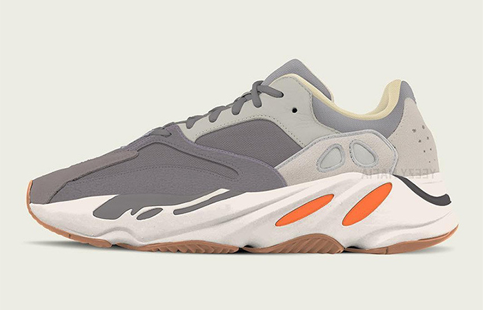 Kanye West Reveals adidas Yeezy Boost 700 In Magnet Colourway ft