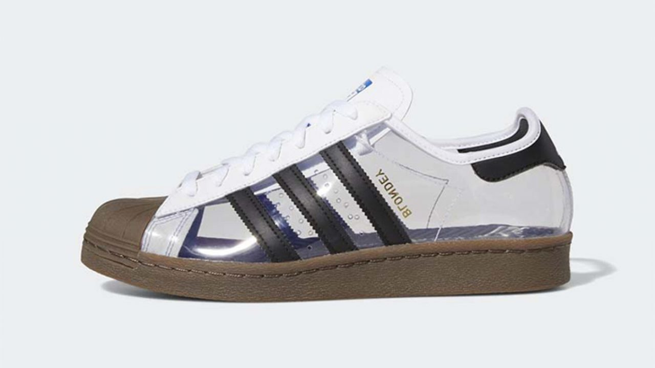 Leaked Images of Blondey McCoy adidas Superstar – Fastsole