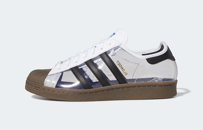 Leaked Images of Blondey McCoy adidas Superstar ft
