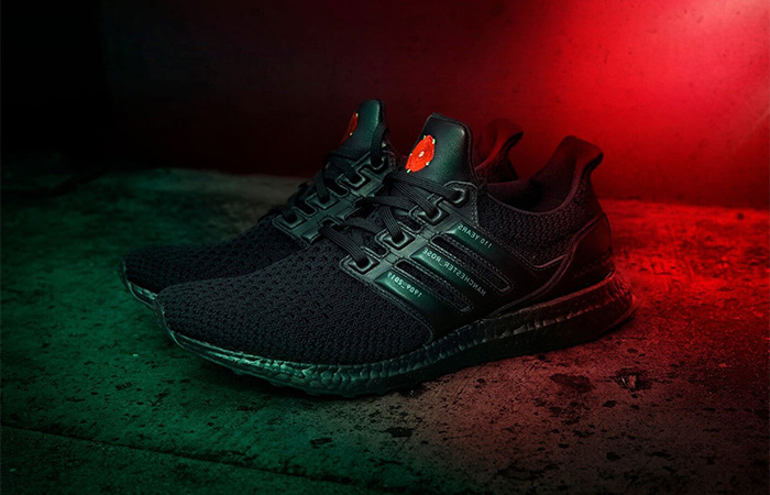 Manchester United Has Teamed Up With adidas For This Exclusive adidas Ultra Boost ft