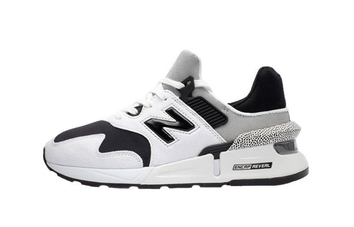 New Balance Black And White WS997JCF 01