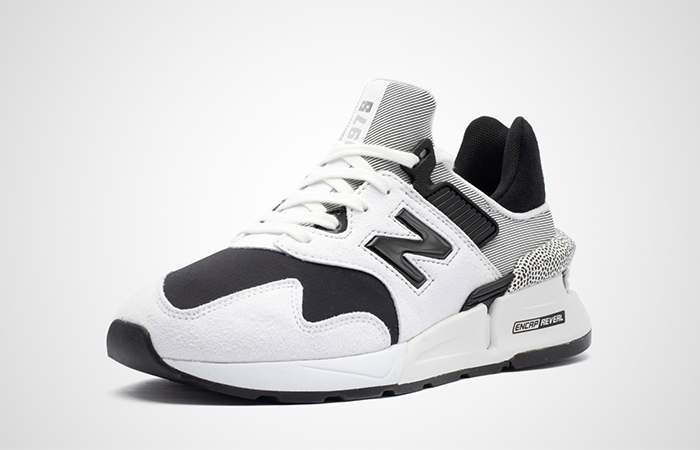 New Balance Black And White WS997JCF 02