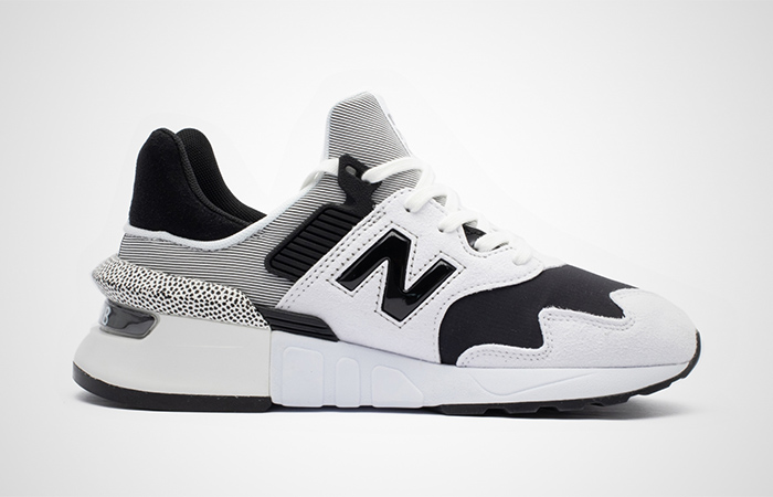 New Balance Black And White WS997JCF 03