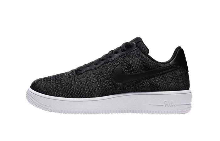 Nike Air Force 1 Flyknit 2.0 Black CI0051-001 01