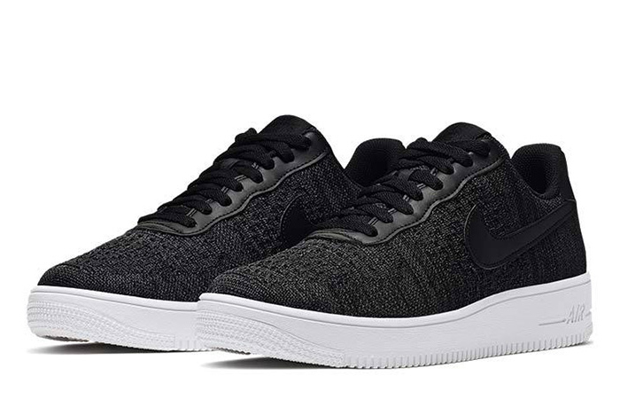 Nike Air Force 1 Flyknit 2.0 Black CI0051-001 02