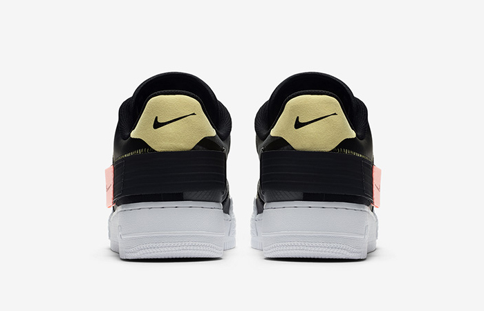 Nike Air Force 1 Low Type Black CI0054-001
