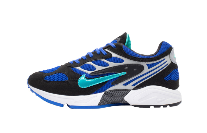 Nike Air Ghost Racer Blue AT5410-001 01