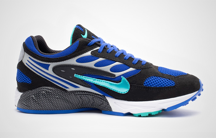 Nike Air Ghost Racer Blue AT5410-001 03