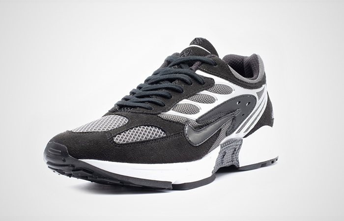 Nike Air Ghost Racer Silver Black AT5410-002 02