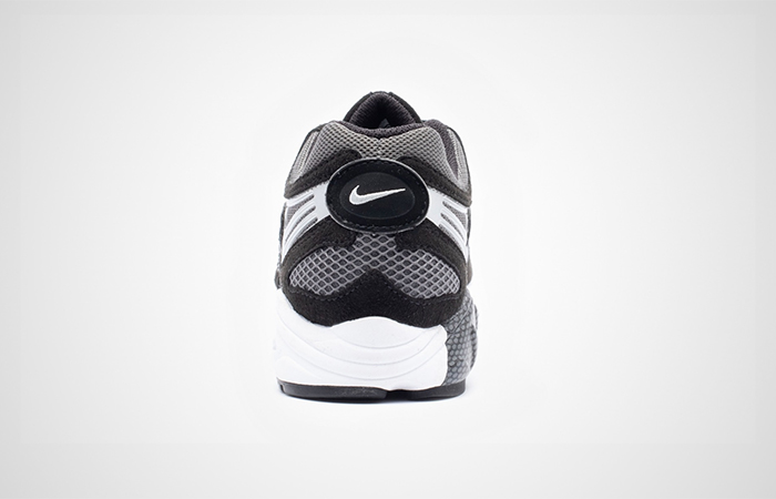 Nike Air Ghost Racer Silver Black AT5410-002