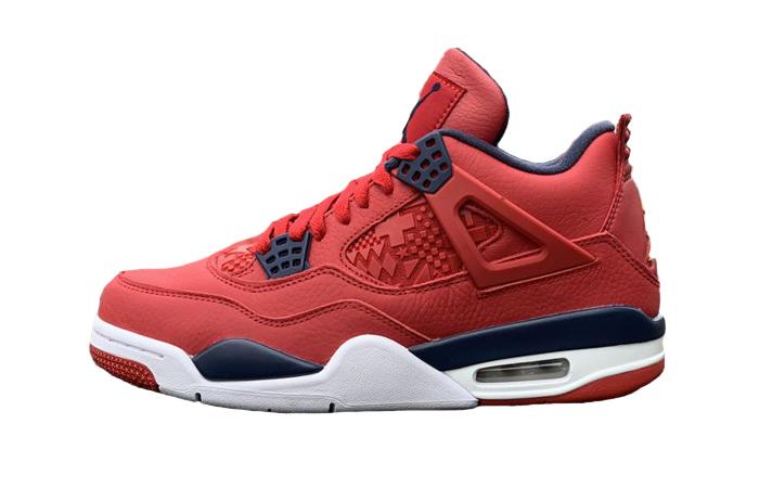 Nike Air Jordan 4 Fiba Gym Red CI1184