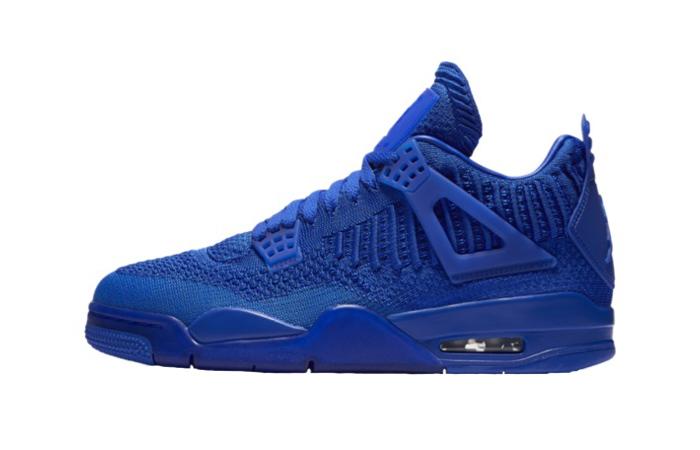 Nike Air Jordan 4 Royal Blue AQ3559-400 01