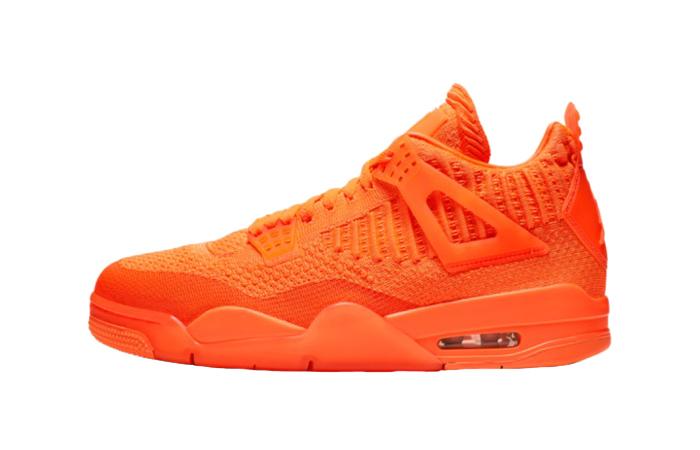 Nike Air Jordan 4 Total Orange AQ3559-800 01