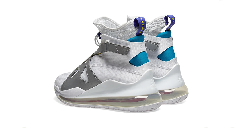 Nike Air Jordan Womens Latitude 720 Metalic White Live In FootLockerUK 05