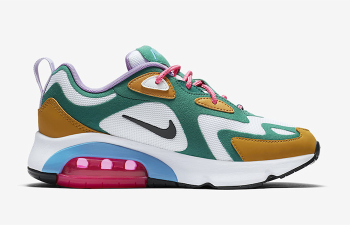 Nike Air Max 200 Mystic Green AT6175-300 03