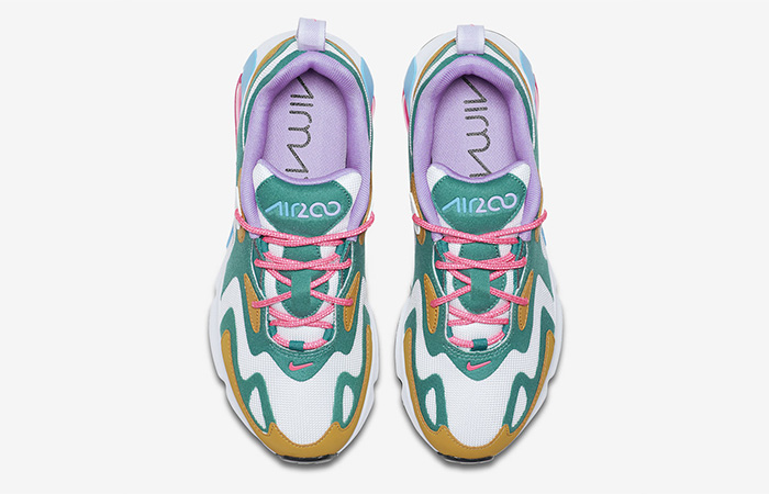 Nike Air Max 200 Mystic Green AT6175-300