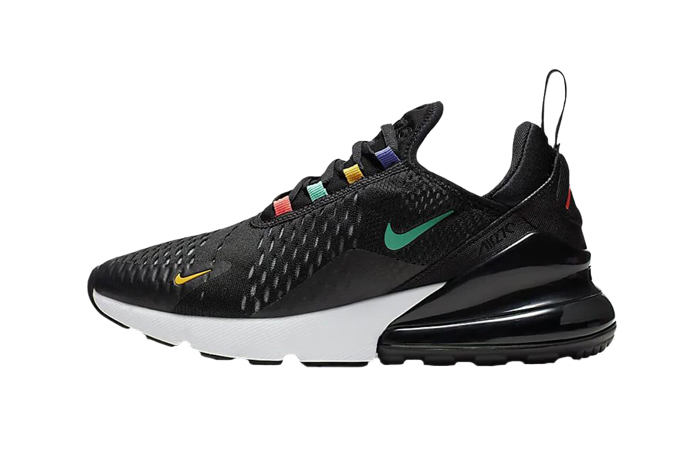 Nike Air Max 270 Black Multi AH8050-023 01
