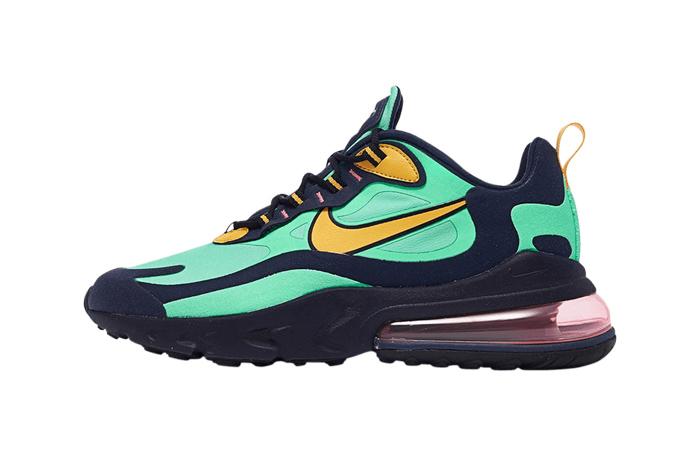 online retailer 22bf1 6595a Nike Air Max 270 React Electro Green AO4971-300