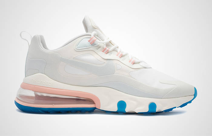 Nike Air Max 270 React Light Cream AO4971-100 03