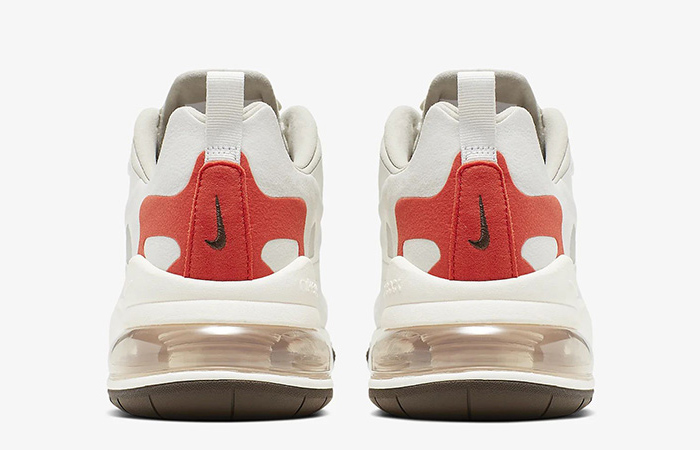 Nike Air Max 270 React Orange Beige AO4971-200