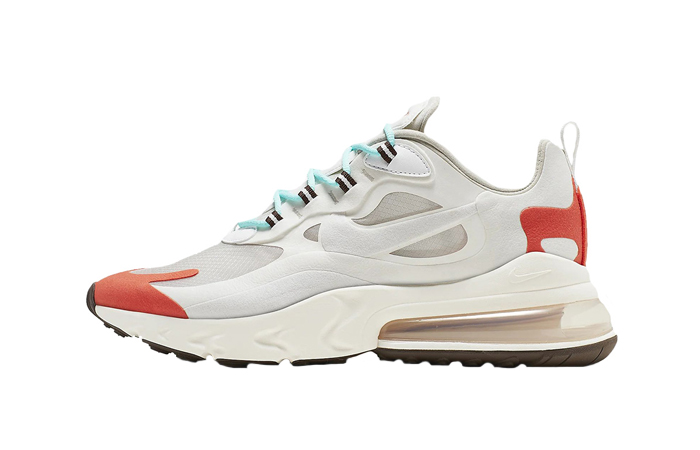 Nike Air Max 270 React Orange Beige AO4971-200 01