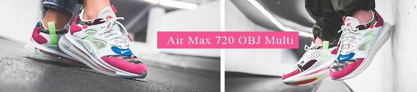Nike Air Max 720 OBJ Multi