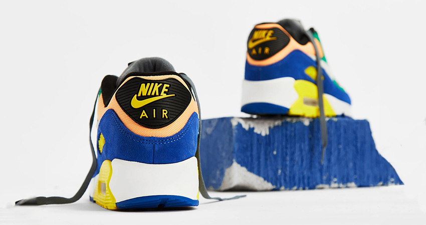 Nike Air Max 90 Coming With a Multi Coloured Body Feature 02