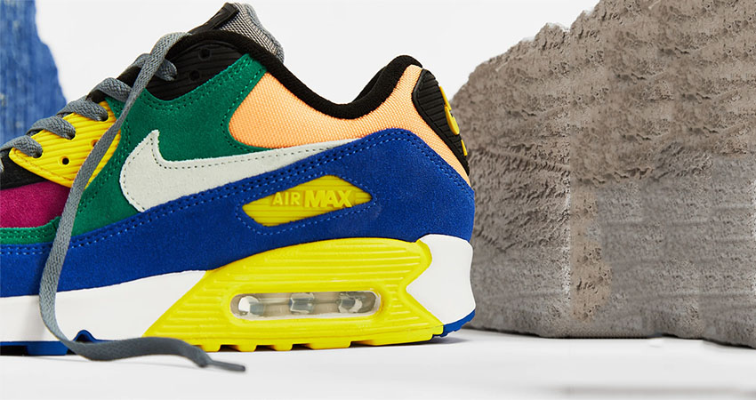 Nike Air Max 90 Coming With a Multi Coloured Body Feature 03