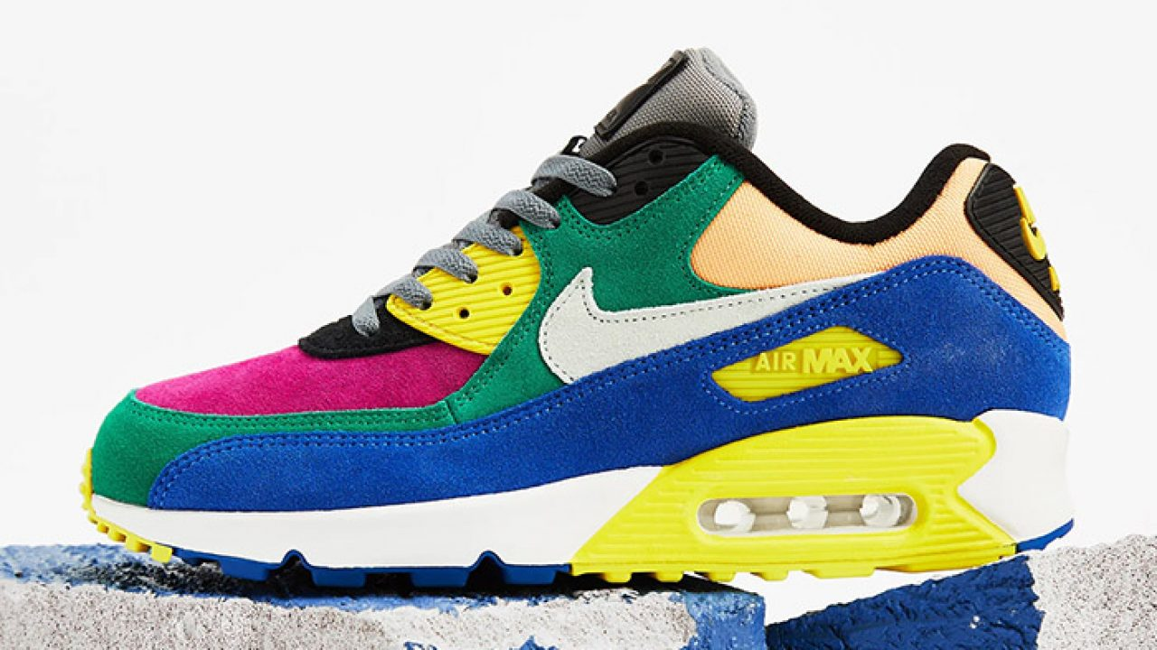 Nike Air Max 90 Coming With a Multi