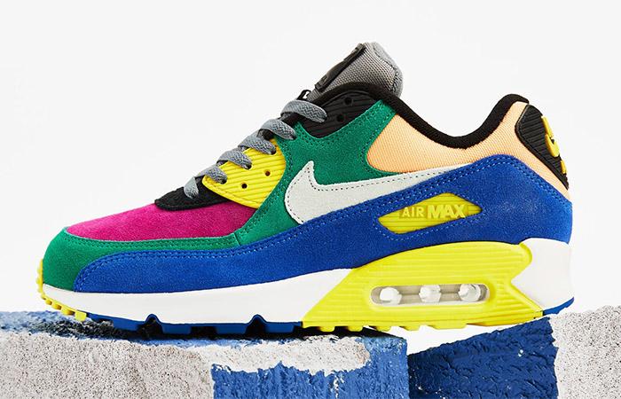 Nike Air Max 90 Viotech CD0917-300 02