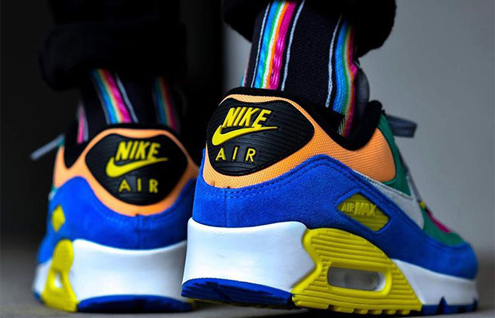 Nike Air Max 90 Viotech CD0917-300 on foot 02