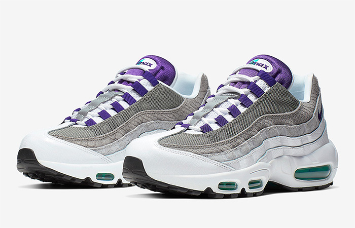 Nike Air Max 95 Grape Snakeskin AO2450-101 02