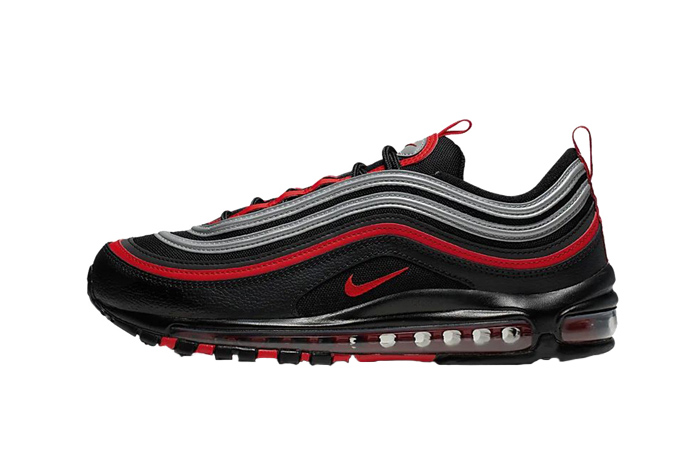 Nike Air Max 97 Black Red 921826-014 01