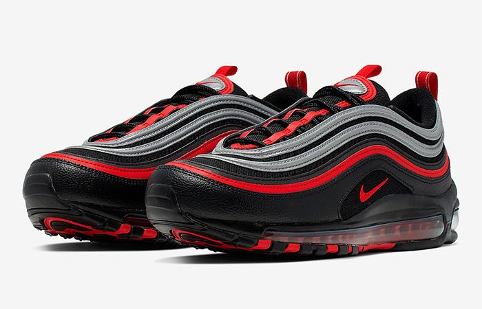 Nike Air Max 97 Black Red 921826-014 02