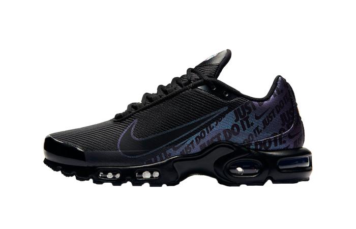 Nike Air Max Plus Just Do It Black CJ9697-001 01