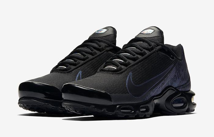 Nike Air Max Plus Just Do It Black CJ9697-001 02