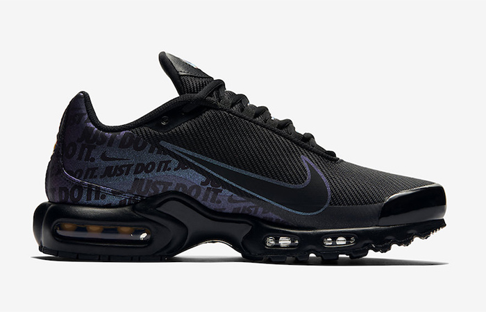 Nike Air Max Plus Just Do It Black CJ9697-001 03
